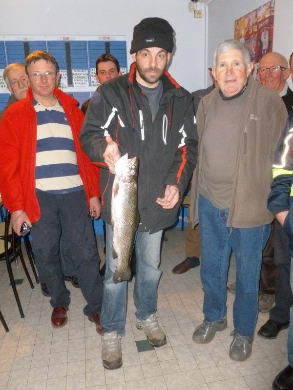 CORAY  : Ouverture de la pêche.