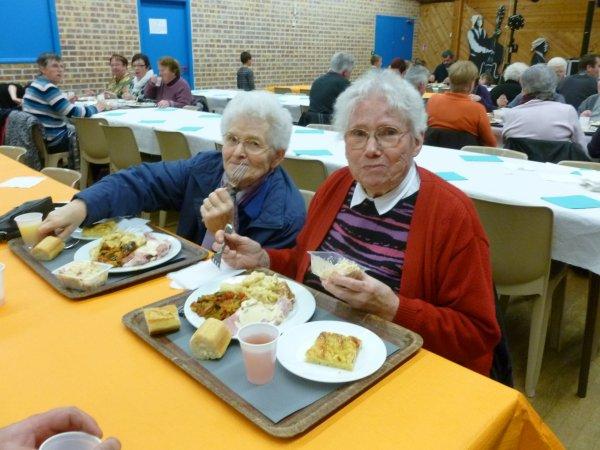 CORAY  : Repas de l'APE 500 repas servis. (1)