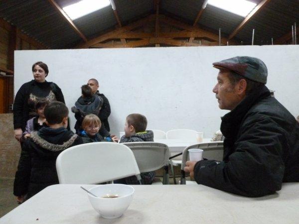 CORAY  : Quelques photos du Kan Ar Bobl (2)