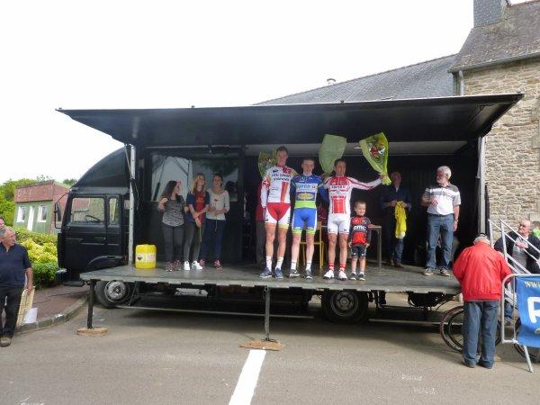 LEUHAN  : Le podium du Grand Prix des Montagnes Noires.
