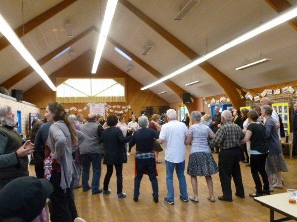 CORAY  : Gouel-Breizh (les danseurs)