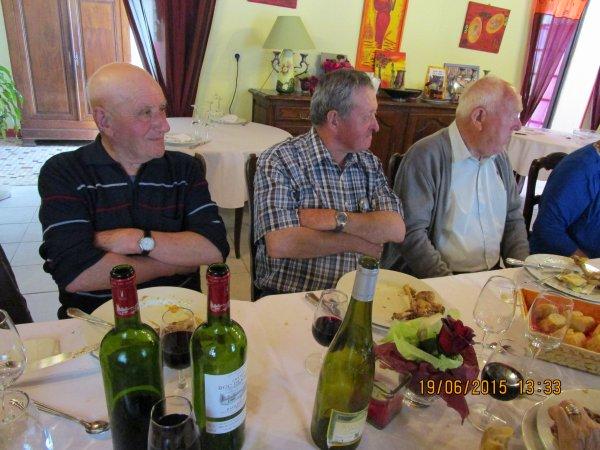 CORAY : Sortie des Anciens d'AFN.