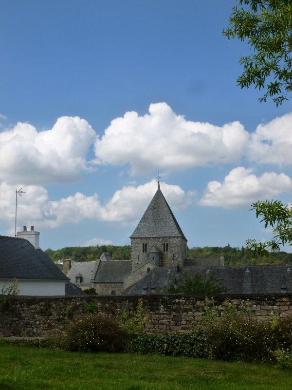 Tro-Breizh : Arrivée hier à Quimper. (1)