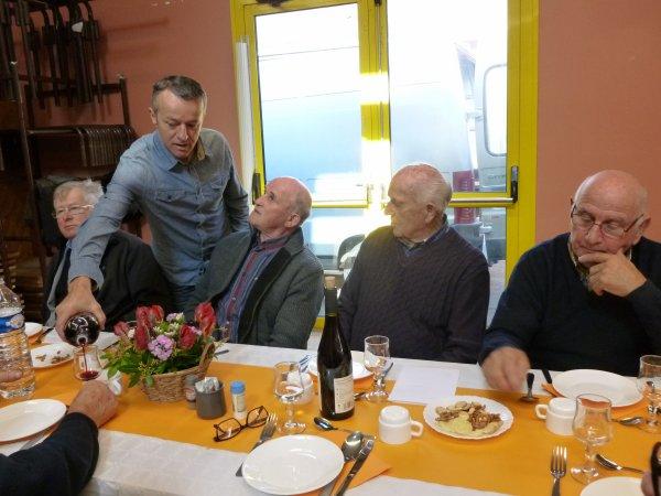 CORAY  : Repas des Anciens (2)