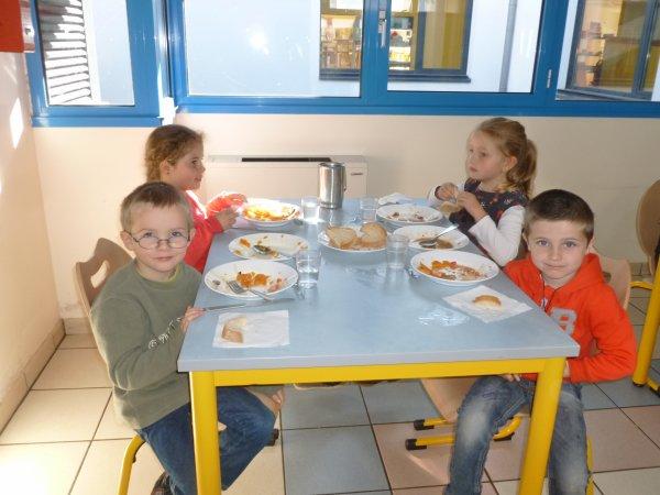 CORAY : La semaine du Goût à l'école.