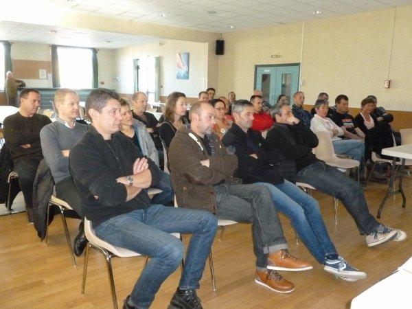 LEUHAN  : AG des HENCHOU-KOZ VTT