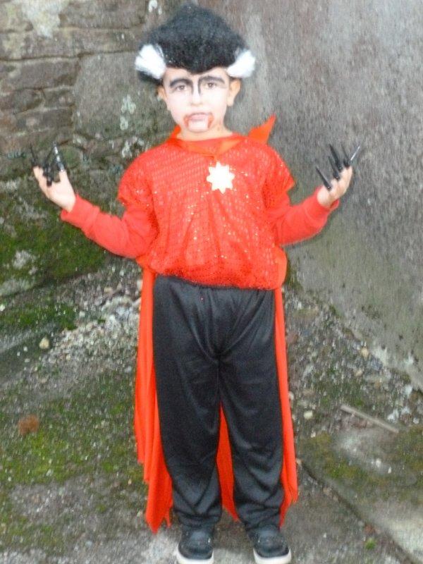 CORAY  : Halloween samedi 31 octobre. (1)
