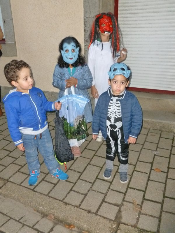 CORAY  : Halloween (2)