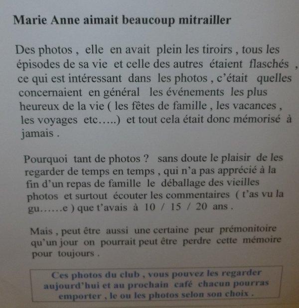 LEUHAN: Repas du club Leuhan-Accueil. (1)