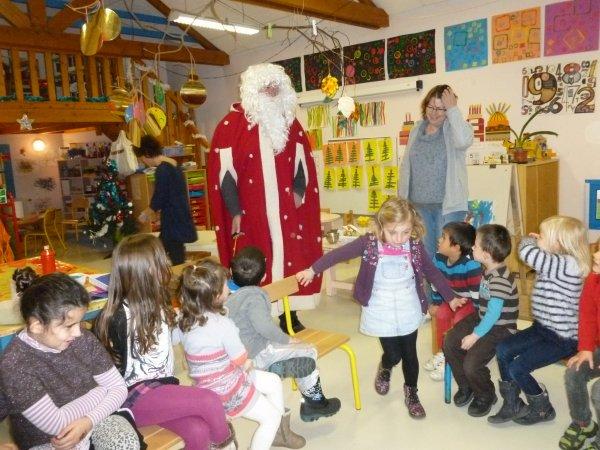 CORAY  : Visite à l'école de Leurgadoret (3)
