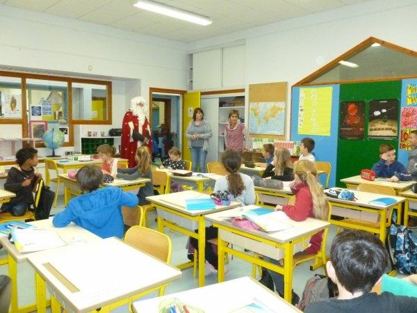 CORAY : Visite du Père-Noël (4)