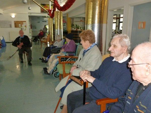 CORAY  : Une visite à la MAPA.