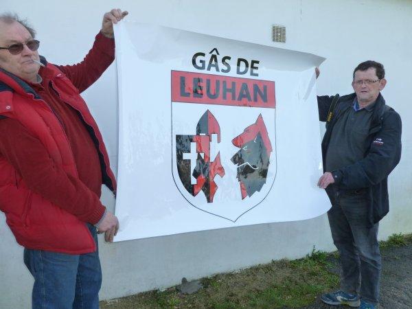 LEUHAN: Rencontre Leuhan-Landeleau.