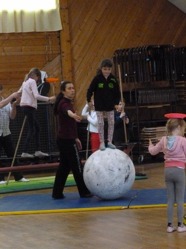 CORAY : Les Arts du Cirque. (1)