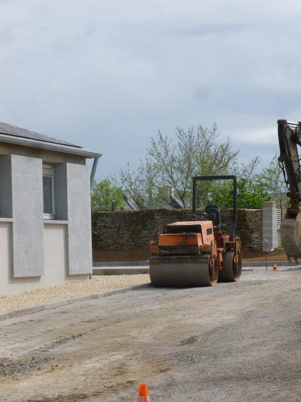 CORAY  :Bientôt l'ouverture de la Maison de Soins.