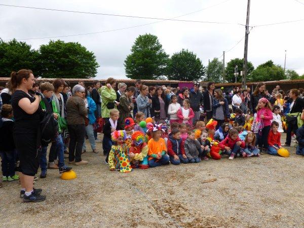 CORAY  : Kermesse des écoles (2)