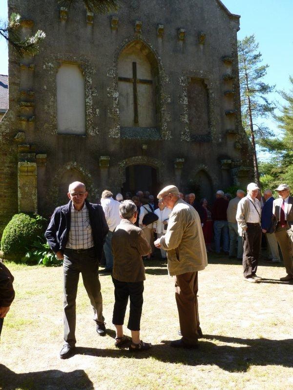 LEUHAN  : Pardon de Lourdes. (1)
