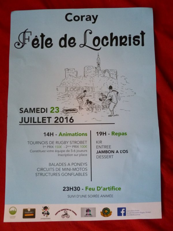 CORAY   : Fête de Lochrist