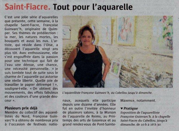 Exposition Françoise Guinvarc'h  (2)
