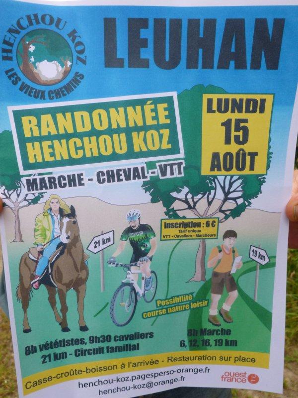 LEUHAN   : Rando Henchou-Koz