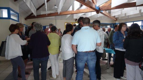CORAY  : Inauguration de l'Espace Jean-Pérennec   (3)