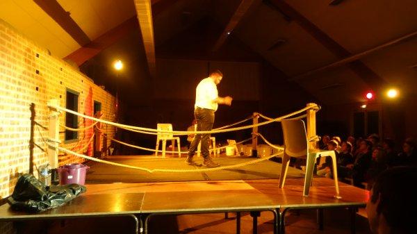 CORAY  : Soirée Théâtre Impro.(1)