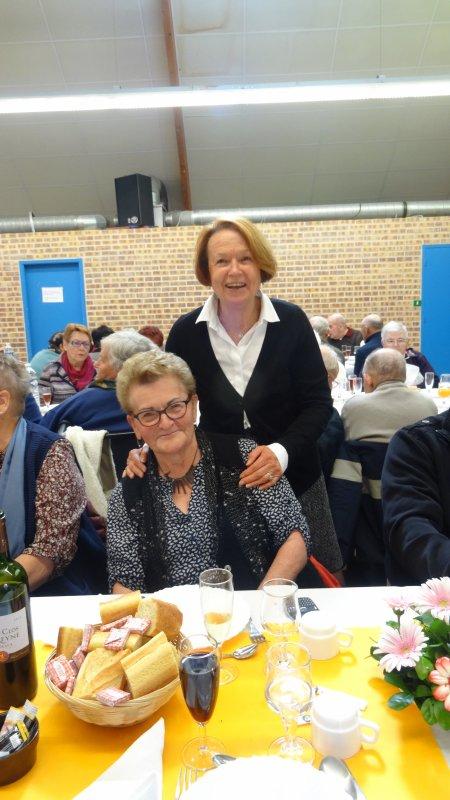 CORAY  : Repas des Anciens (3)
