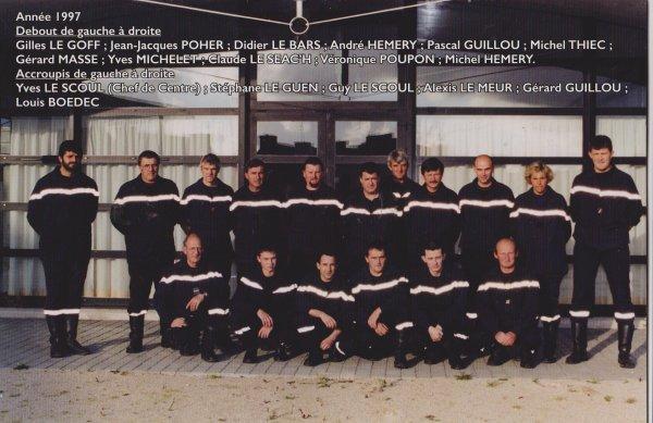 CORAY  : Sapeurs-Pompiers.