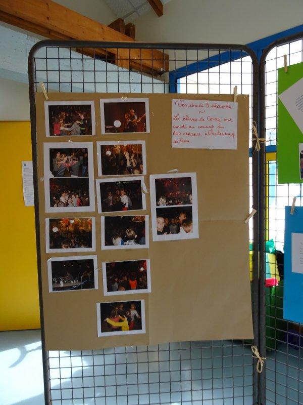 CORAY : Porte ouverte à l'école de Leurgadoret.