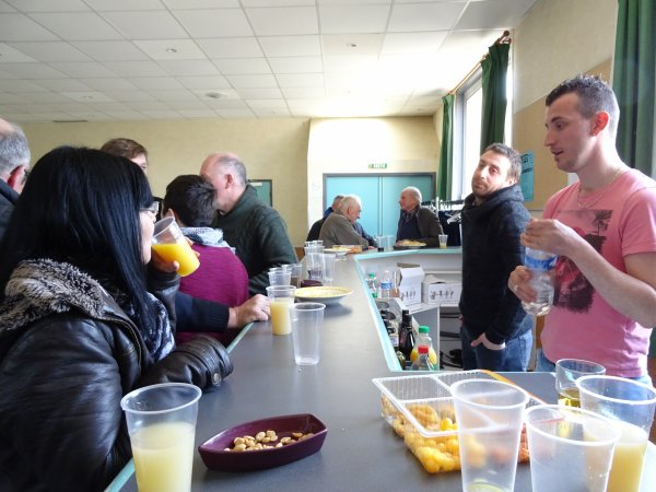 """LEUHAN : repas des propriétaires (1) """"Potleuc'han"""""""
