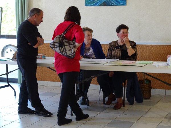 LEUHAN : Concours de belote (potleuc'han)