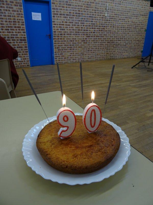CORAY  : Un anniversaire en chansons....(1)