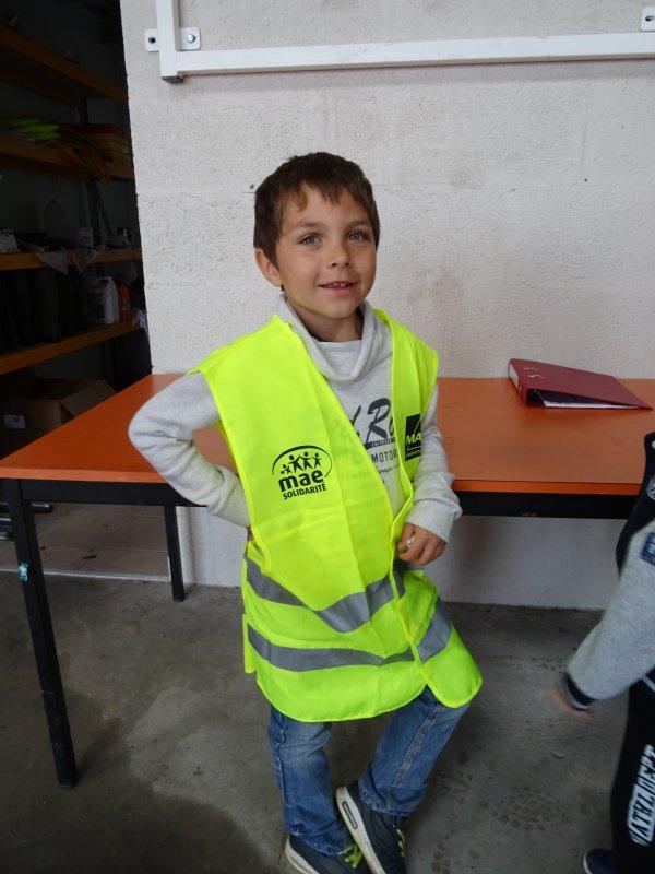 CORAY  : Visite de la caserne  (2)