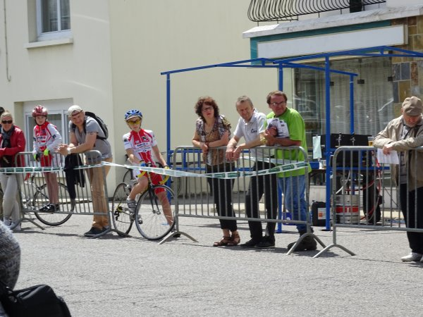 CORAY  : Courses cyclistes. (1)