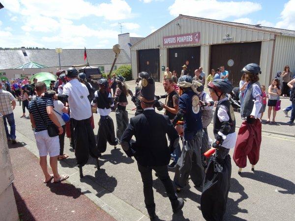 LEUHAN : Kermesse des écoles  (1) Potleuc'han