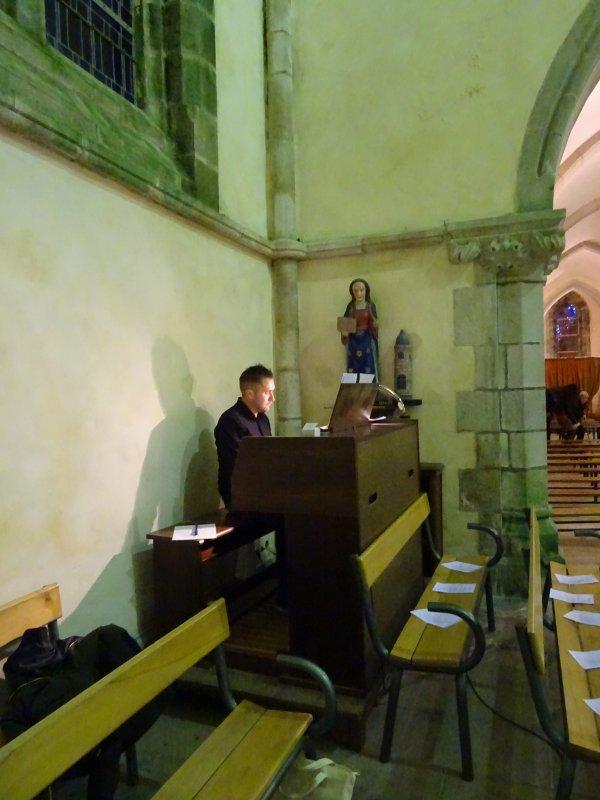 CORAY : Messe de Minuit.