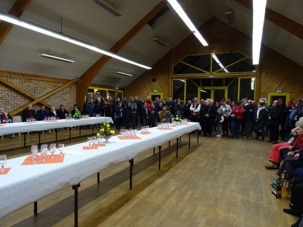 CORAY : Les voeux du maire de Coray