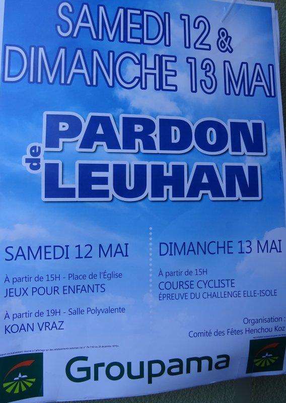 LEUHAN : Pardon