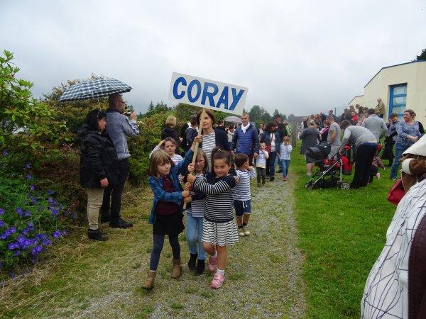 CORAY  : Kermesse des écoles.(1)
