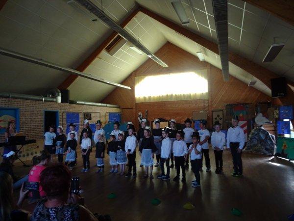 CORAY  Ecole Notre-Dame des Lumières fin