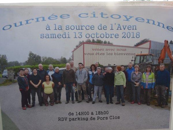 CORAY : Journée citoyenne.