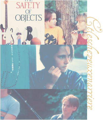 • EtLesCheveuxEnArriere : The Safety Of Objects  ♥