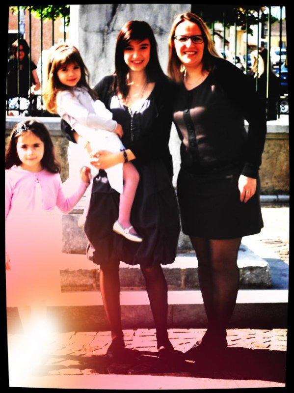 Maéva; Emelyne; Moi & Maman