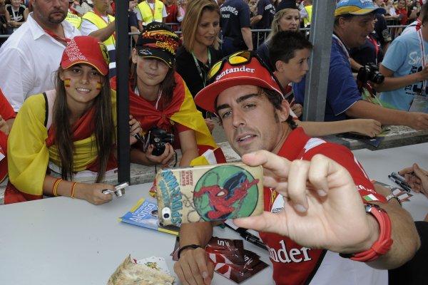 Grand Prix de Formule 1 de Hongrie     Fernando remportera-t-il sa 31e victoire le jour de ses 31 ans ?