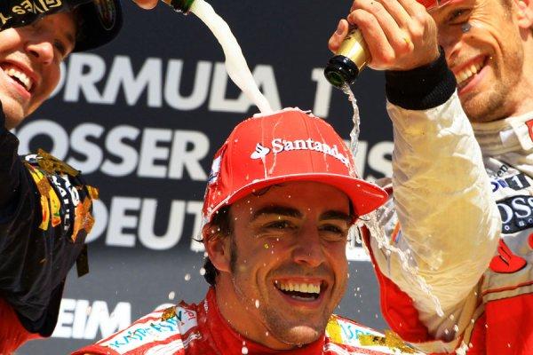 Le Titre Pilote 2012    Fernando favori, les paris sont ouvert.