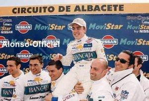 La saison de Fernando Alonso en 1999     On ne savait pas encore qui il allé devenir, mais Lui avait son rêve en ligne de mire !