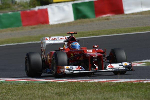 Grand Prix du Japon de Formule 1     Quel résultat pour Alonso sur les terres Nippone ?