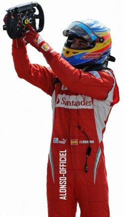 Grand Prix de Corée du Sud de Formule 1     Fernando Alonso gardera-t-il la tête du championnat ?