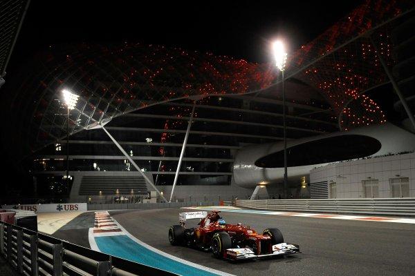 Grand Prix d'Abu Dhabi de Formule 1     Retour sur les Terres d'un Titre Envoler
