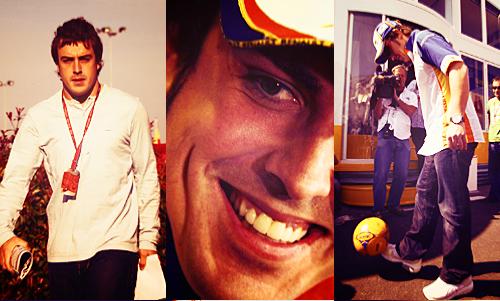 Les saisons d'Alonso, Partie IV : Renault (2008)     (+) Les Gifs du dernier Grand Prix de la saison.